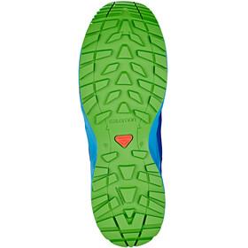 Salomon XA Elevate CSWP - Zapatillas running Niños - azul